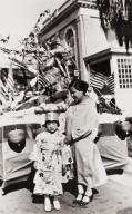 Mrs. Kaniye Sensei and Masako Moriwaki, Oxnard : 1928.