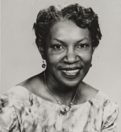Ruth Gibson : 1940 ; Ruth Gibson was born in August, 1915 in Ventura, California and worked at the Construction Battalion Center for 28 years. She founded the Twentieth Century Onyx Club, an African-American woman's club that sponsored Debutante's Ball, the Cotton Ball and gave scholarships.