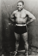 """Leroy Gibson, Sr. : 1932 ; known as the """"Wichita Wildcat"""" in professional boxing. Leroy Gibson was a resident of Ventura and the founder of Gibson Barbeque on Figueroa Street."""