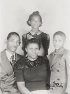 Leroy Jones Family : 1948.