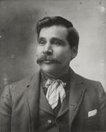 Albert O'Brien, son of John O'Brien and Juana, a full-blooded Santa Barbara Indian woman : ca. 1900.