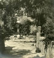 Unidentified Estate Garden