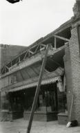 Santa Barbara 1925 Earthquake Damage - Osbornes Book Store