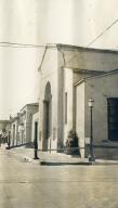 Santa Barbara 1925 Earthquake Damage - County National Bank