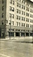Santa Barbara 1925 Earthquake Damage - Central Building