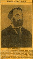 Portrait of Jose Lobero