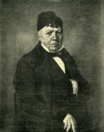 Portrait of Jose De La Guerra
