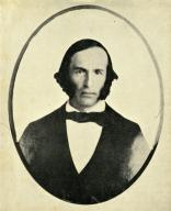 Portrait of Jose M. Covarrubias