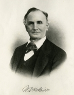 Portrait of W. W. Hollister