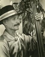 Portrait of Fiesta Musician