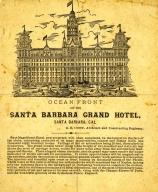 Santa Barbara Advertisement