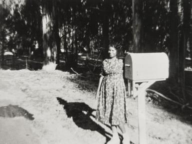 Elizabeth Jones, Nipomo : 1959.