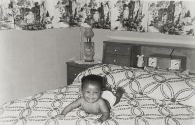 Gwen Hopkins : July 1960 ; grandchild of Lula Bell and Garnett Hopkins.