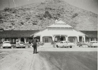 Maurice Prince, MaDonna Inn, Honeymoon Suite, San Luis Obispo : 1960