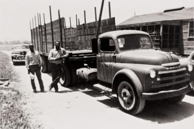 Reverend Wilson Trucking Business, Eric Tell : 1950.