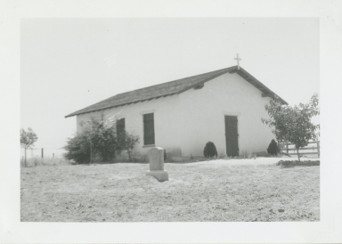 Estrella Church Adobe