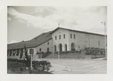 San Luis Obispo Mission 2