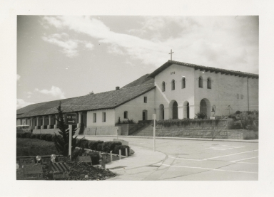 San Luis Obispo Mission 3