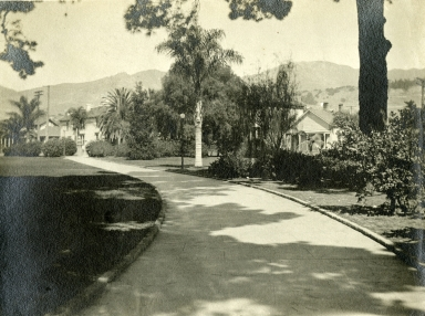 Santa Barbara County Courthouse Grounds