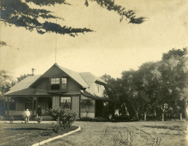 The Grove House, Montecito