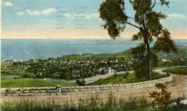 Panoramic of Santa Barbara