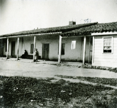 Raimundo Carrillo Adobe