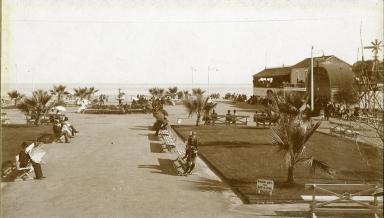 Plaza del Mar - Concert Pavilion on the beach