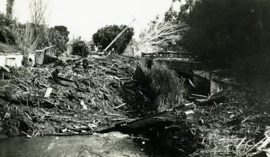 Flood damage - Santa Barbara