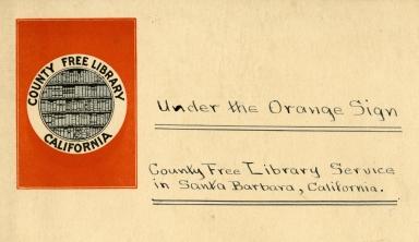 Santa Barbara County Library Logo