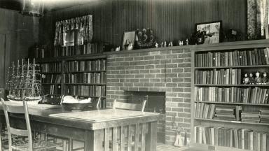 Santa Barbara Public Library - Ship Library