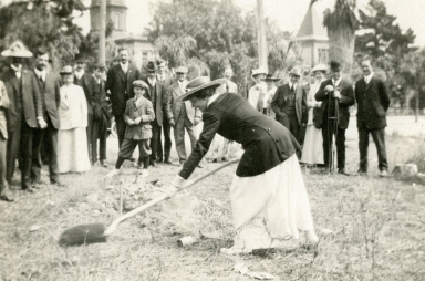 Santa Barbara Public Library Groundbreaking