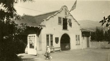 Knapp Stables - Santa Barbara Public Library