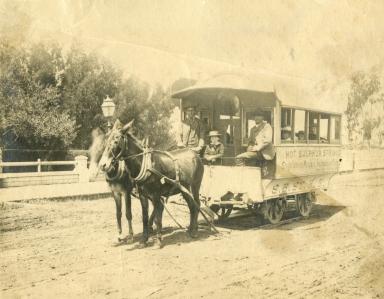 Mule Car on State Street