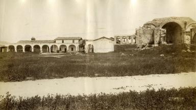 San Juan Capristrano Mission