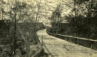 Mission Canyon Bridge