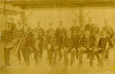 Santa Barbara Band at Forbush Bath House