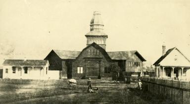 Agricultural Pavilion