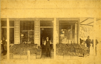 Pioneer Fruit Merchant on State Street