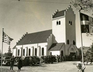 Solvang Lutheran Church