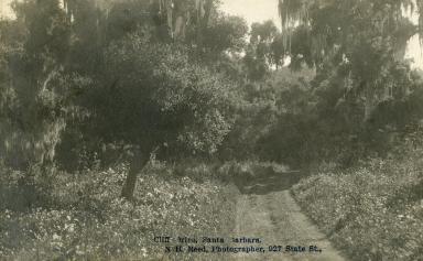 Cliff Drive, Santa Barbara