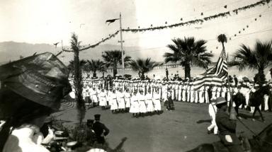 Santa Barbara - Great White Fleet