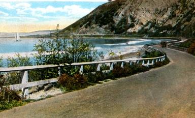 Santa Barbara - Coast Highway