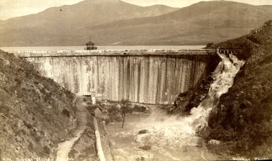Sweetwater Dam, San Diego County