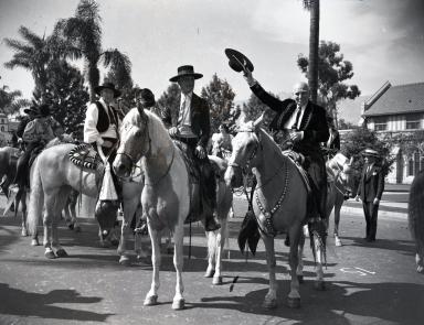 Fiesta Parade Participants