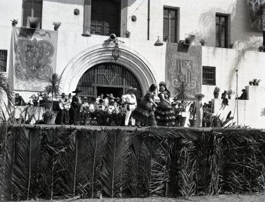 Fiesta - Santa Barbara Courthouse
