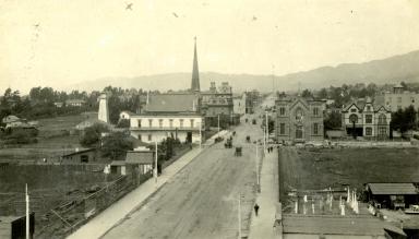 Panoramic of State Street