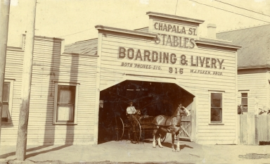 Chapala Street Stables