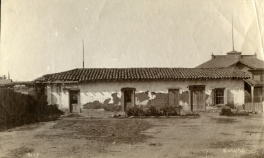 Anastacio Carrillo Adobe