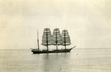 Falls of Clyde Sailing Ship