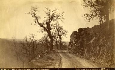Mount Hamilton Road